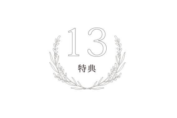 成人式振袖13特典