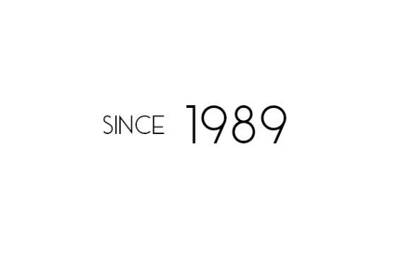 創業1989年
