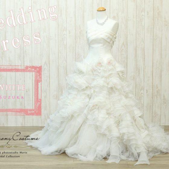 ウェディングドレス W2195
