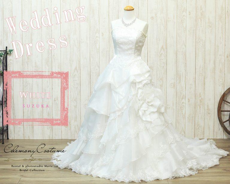 ウェディングドレス W2214