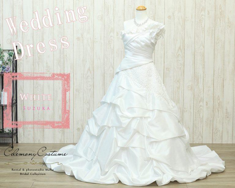 ウェディングドレス W4108