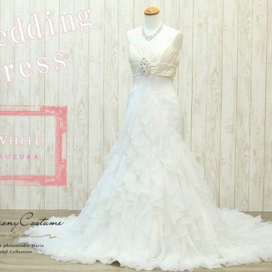 ウェディングドレス W4113