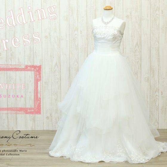 ウェディングドレス W4188