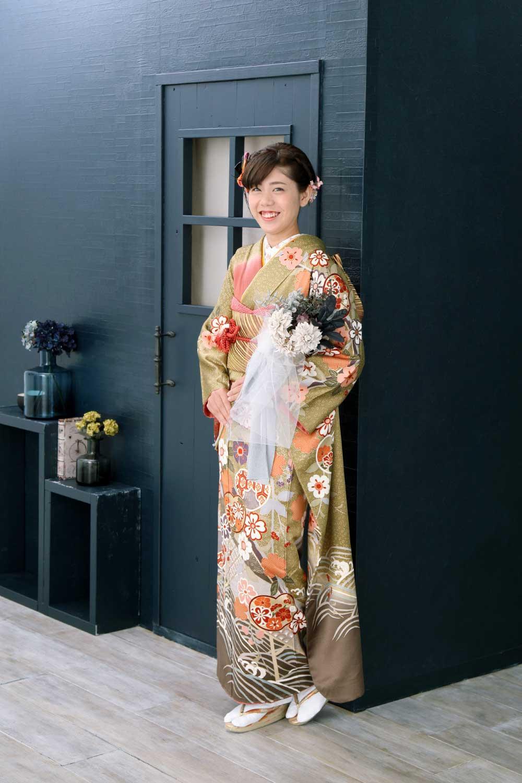 ☆ママ振り&ドレス☆