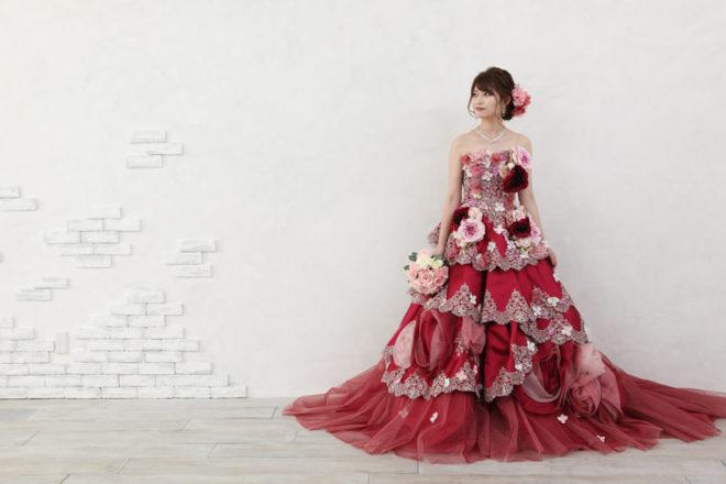 振袖&ドレスでとっても素敵に(^^♪