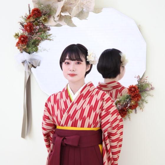 鈴鹿店 卒業式後撮り